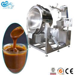 La Chine prix d'usine bouilloire électrique industriel de la cuisson des fruits automatique bourrage chemisé Making Machine sauce caramel Sauce Chili la pâte de haricot sur Hot Sale