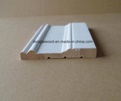 Baumaterial-China-Fabrik-Zubehör-Qualitäts-konkurrenzfähiger Preis-weißes Zündkapsel-Holz, welches die Formteile ausbreiten Zubehör umsäumt