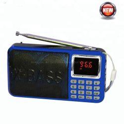 MP3 선수와 가진 최신 판매 최고 강한 라디오 효력 콤팩트 소형 스피커