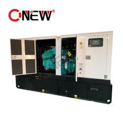 250kVA 200KW de potência de taxa 3 Fase 1 fase gerador diesel / super silencioso com estrutura aberta resfriado a água do conjunto de geradores diesel de energia de espera de 275kVA preço de Última Geração