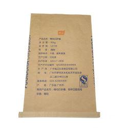 De fabriek Aangepaste Zakken van het Document van Kraftpapier van de Verpakking van het Zaad Geweven pp Samengestelde