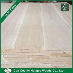Fscによって証明されるPaulowniaの材木木ボード