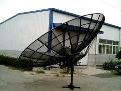 Aluminium-Ineinander greifen der c-Band-Satellitenschüssel Fernsehapparat-Antennen-2.4m 240cm