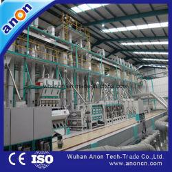 Anon komplette Reismühle-und Reismühle-Maschine des Automobil-120 der Tonnen-/Tag/Grian aufbereitende Maschine