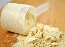 Isolat de protéines de soja - non OGM et libre de la mélamine