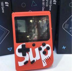 Sup 168 Máquina de juego de vídeo de bolsillo Controlador Pad Player Accessories Joysticker videoconsola