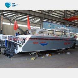 Carga de alumínio Mar 9.6m Barco Barco de Pesca barco de trabalhos agrícolas para venda