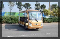 Bus facente un giro turistico elettrico di 8 Seater per uso dell'aeroporto