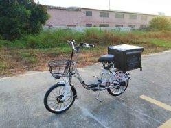 """La entrega de aleación de aluminio bicicleta eléctrica Bastidor con 350W/48V motor 12-20 Ah/48V Batería de litio de 20 discos de freno"""" la rueda"""