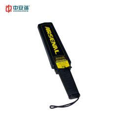 El consumo Low-Power Alta sensibilidad del detector de metales de mano