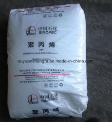 Les plus populaires de polypropylène PP fabriqués en Chine recyclés et Virgin PP (PP B4808)