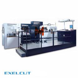 Stempelmachine van de Folie van China de volledig Automatische Hete voor Verkoop (105SF)