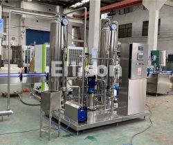 1000lph Sofr boisson gazeuse de jus de la machine de traitement de la préparation de melting pot de sirop de cuve de mélange
