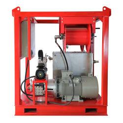 الماء عالي الضغط آلة تنظيف نفاثة لتنظيف السفينة و تنظيف الهيكل تحت الماء