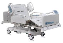 Letto ospedaliero elettrico intelligente approvato dalla FDA CE con funzione di pesatura (A)