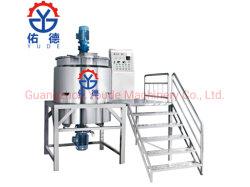 1000L Détergent de vente chaude&Shampooing Lotion Mélangeur en acier inoxydable Making Machine liquide de la machine