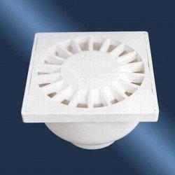 Belüftung-LÄRM Rohrfitting-Entwässerungssystem-männlicher Fußboden-Abfluss mit Cer-Bescheinigung Dazheng