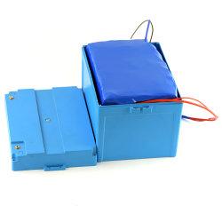 12V 100Ah Bateria de lítio para luzes de LED do painel solar