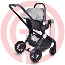 رمح الطفل خفيف الوزن مع كرسي الأطفال الخاص بالسّيّارة