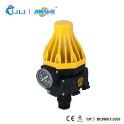Anshi automatischer Druck-Controller mit Druckanzeiger für Wasser-Pumpe (DSK-3.2)