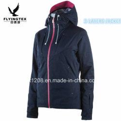 3 em 1 de Mulheres Jaqueta Windbreaker desportivos vestuário exterior