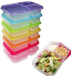 さまざまなサイズテークアウトPP Bentoボックス漏出証拠の再使用可能で健全なディナー・ウェアのプラスチック食糧容器