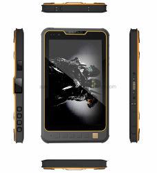 13MP Cámara IP67 Resistente inalámbrica 4G de Tablet PC Industrial con escanear códigos de barras
