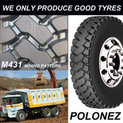 채광 트럭 타이어 M431 1200r20 12.00r24 11r24.5 315/80r22.5
