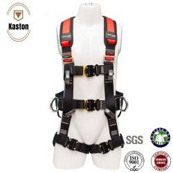 Kaston cinturón de seguridad de protección contra caídas de la energía eólica Seven-Point