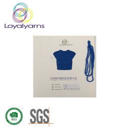 Las fábricas chinas de acrílico y suministro de fibra elástica hilados fusionados Ly-A218