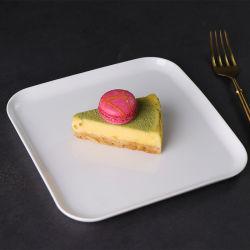 Quadratische Form Salatplatte Essteller für Hotel und Restaurant
