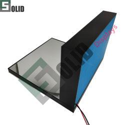 POP 조리대 Perspex 플렉시 유리 외관 디스플레이 LED 미러 맞춤형 소매 데스크탑 아크릴 디스플레이 구매하기
