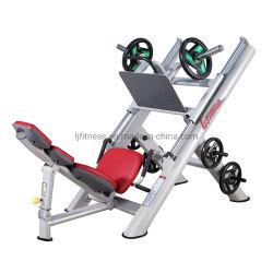 Hot Sale 상업/가정식 체육관 근력 장비 라이프 피트니스 스포츠 45 Degree Leg Exercise Workout Machine(운동 장비