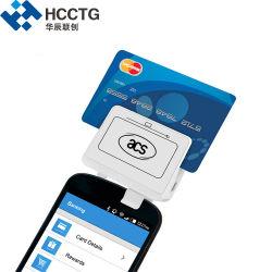 소형 이동할 수 있는 접촉 칩 및 자기 카드 독자 ACR32