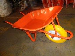 Barra a rotella in acciaio con manico in legno per vendita a caldo