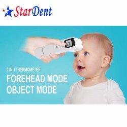 La precisión de alta temperatura de ensayo de bebé/adulto Infared Themometer