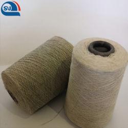 Vlasgaren voor het Knitten en weven