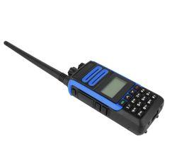 راديو لحم الخنزير المحمول128CH CB بساعات BF-H7 مصدر طاقة عالية جهاز إرسال واستقبال FM ثنائي النطاق وووكي توكي راديو ثنائي الاتجاه