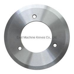 سكاكين الماكينة المستديرة/الدائرية/الشفرات للقطع الوردي بأنبوب/قماش/جلد/ورق مصنوع في الصين