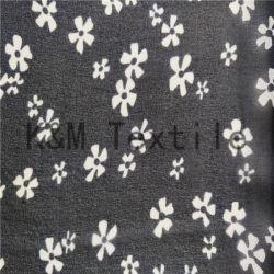 12mm Georgette com tecido de seda de Impressão Digital