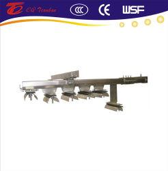 Кран с контактом питания пальчикового типа кабеля питания