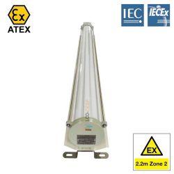 La preuve d'explosifs de lumière à LED à montage mural de cloison 20W d'éclairage LED IP65 pour le poste électrique avec UL TUV Certificats Ce Lampes à LED avec puces de LED SMD3030