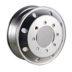 عجلات من الألومنيوم المتين تحمي الإطار 22,5X8.25 للشاحنات