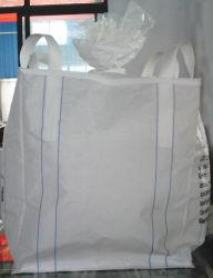 حقائب كبيرة بالطن مع غشاء بلاستيكي خاص بالأسفلت