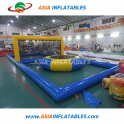 ملعب الكرة الطائرة المائية القابل للنفخ، الكرة الطائرة القابلة للنفخ، ملعب الطائرة القابل للنفخ
