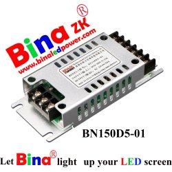 Interruptor DC 150W Fuente de alimentación para mover la pantalla de LED en coche o taxi o autobús o camión