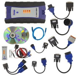 Link-+ Software-Diesel-LKW-Schnittstelle und Software USB-Nexiq-2 mit allen Installateuren