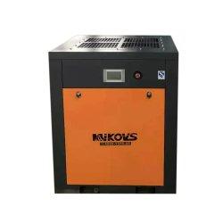 Alta Potencia 50 HP/37kw Silencioso Compresor de Aire de Tornillo Lubricada de Aceite del Compresor de Tornillo para la Industria Alimentaria