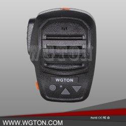 Wgton Bt150 3G/4G Alto-falante Bluetooth Fone de ouvido com microfone corresponder Smart Poc Rádio para Kirisun, Hytera, Belfone, Mytera, Bfdx, Inrico etc Rádio de Duas Vias