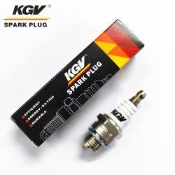As peças do motor durável motor pequenas velas de platina/irídio S-BM6a utilização em Cortadores de Grama/Serra elétrica/Outras Ferramentas de jardim